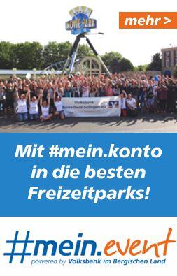 #mein.event Movie Park Volksbank junge Kunden